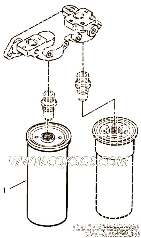 机油滤清器滤芯