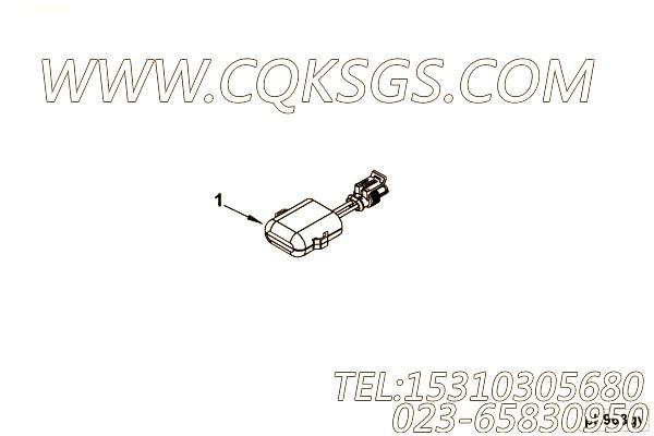 【发动机ISC8.3-230E40A的控制模块备用电池组】 康明斯蓄电池模块,参数及图片