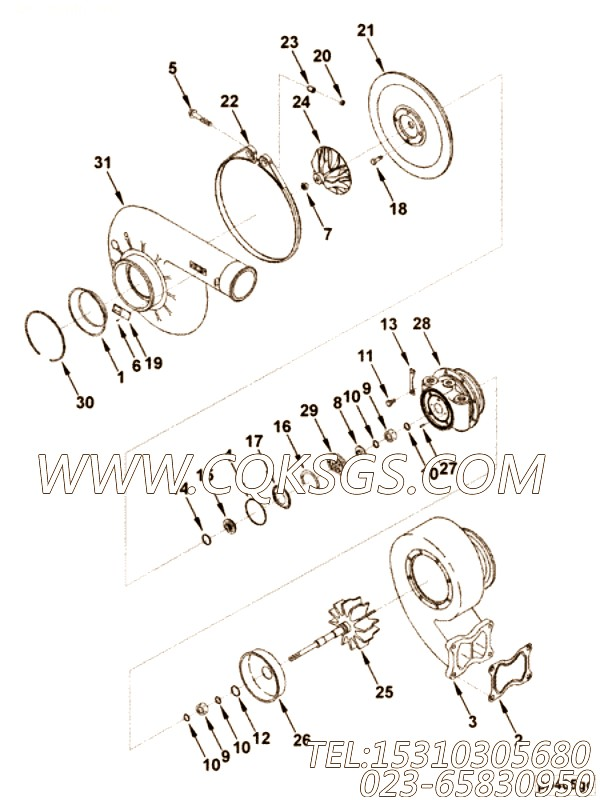 【内六角螺钉】康明斯CUMMINS柴油机的3590377 内六角螺钉