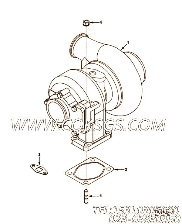 涡轮增压器组件