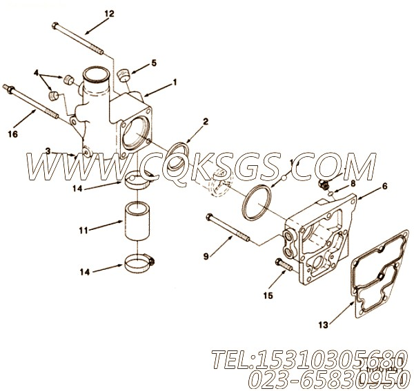 Gasket, Support