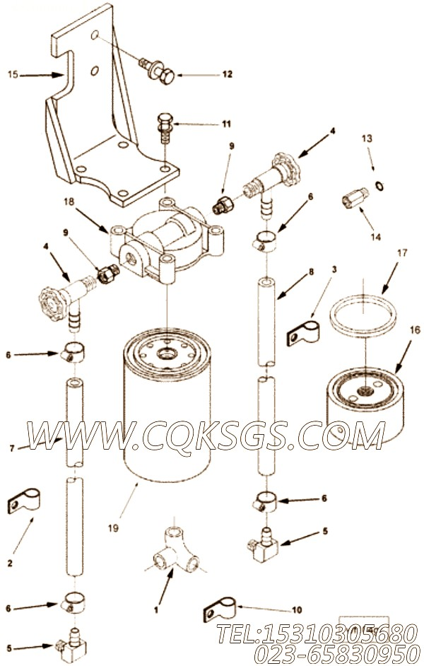 Head, Corrosion Resistor
