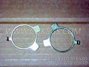 3004272锁紧片,用于康明斯KTA38-G5-800GF发动机燃油滤清器组,更多【电力】配件报价