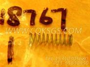 3018767怠速弹簧,用于康明斯NTA855-P400发动机燃油泵总成组,更多【应急水泵机组】配件报价