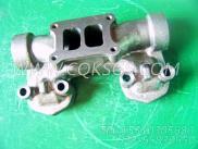 3026051排气管,用于康明斯NTA855-P400发动机排气管及安装组,更多【消防泵】配件报价