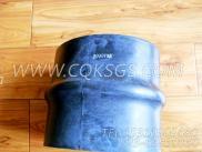 3030792直橡胶接管,用于康明斯KTA38-G5-880KW动力空气滤清器组,更多【柴油发电】配件报价