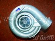 【涡轮增压器】康明斯CUMMINS柴油机的3593607 涡轮增压器