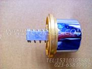 3076489节温器,用于康明斯NTA855-G4发动机出水管联接组,更多【电力】配件报价