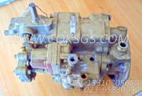 3655889燃油泵总成,用于康明斯NTA855-C400主机燃油泵总成组,更多【压路机】配件报价