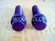 153581十二角螺栓,用于康明斯NTA855-C400动力飞轮壳组,更多【徐工拌合机】配件报价
