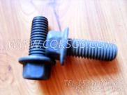 【引擎ISDE200 30的缸体组】 康明斯六角法兰面螺栓报价,参数及图片