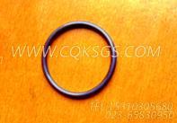43463AO型密封圈,用于康明斯NTC-350柴油发动机节温器组,更多【混应土拖泵】配件报价