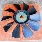 【引擎6BTAA5.9-C130的发动机风扇组】 康明斯发动机风扇报价,参数及图片