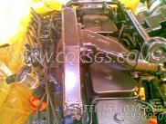 【引擎6BTA5.9-G2的增压器布置组】 康明斯中冷器报价,参数及图片