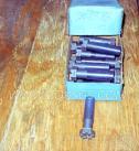 207386螺栓,用于康明斯KTA19-C450发动机飞轮总成组,更多【大江特种车】配件报价