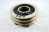 211866风扇皮带轮,用于康明斯NTC-350动力风扇布置组,更多【修井机】配件报价