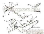 【Belt, V】康明斯CUMMINS柴油机的3037353 Belt, V