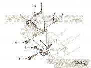 【轴环】康明斯CUMMINS柴油机的C6130216760 轴环