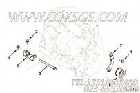 【充电机支架】康明斯CUMMINS柴油机的3969163 充电机支架