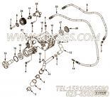 【充电机支架】康明斯CUMMINS柴油机的3970649 充电机支架