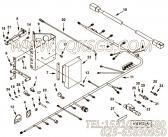 【接线托架】康明斯CUMMINS柴油机的3093351 接线托架