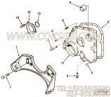 【前置引擎支持】康明斯CUMMINS柴油机的3062330 前置引擎支持