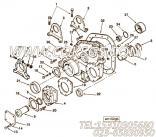 【样条适配器】康明斯CUMMINS柴油机的3350528 样条适配器
