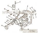 【圈养的洗衣机第螺丝】康明斯CUMMINS柴油机的3012480 圈养的洗衣机第螺丝