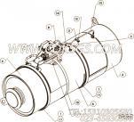 【插座模块】康明斯CUMMINS柴油机的2871579 插座模块