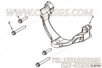 【C3937692】六角法兰面螺栓 用在康明斯引擎