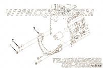 【前置引擎支持】康明斯CUMMINS柴油机的3955075 前置引擎支持