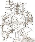 【Screw, Banjo Connector】康明斯CUMMINS柴油机的3051981 Screw, Banjo Connector