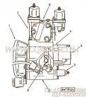 【燃油泵壳体】康明斯CUMMINS柴油机的3063797 燃油泵壳体
