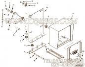 3175576六角螺栓,用于康明斯KTA19-G2(M)柴油发动机仪表箱组,更多【船用】配件报价