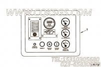【压力表】康明斯CUMMINS柴油机的3972769 压力表