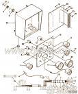 127814圆头螺钉,用于康明斯KTA19-M640动力仪表板总成组,更多【船用】配件报价