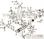【空气交叉管】康明斯CUMMINS柴油机的3683012 空气交叉管