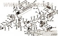 【管支撑】康明斯CUMMINS柴油机的3683534 管支撑