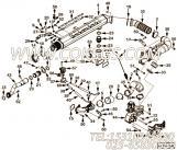 【空气交叉管】康明斯CUMMINS柴油机的3685565 空气交叉管