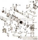 【空气输送管】康明斯CUMMINS柴油机的4965515 空气输送管
