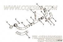 3900627螺栓,用于康明斯M11-C330 E20动力排气管布置组,更多【吊管机】配件报价