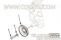 【曲轴皮带轮】康明斯CUMMINS柴油机的C6204331450 曲轴皮带轮