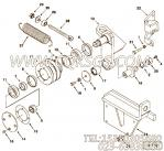 3325952螺栓,用于康明斯NTA855-C360主机风扇布置组,更多【深圳寿力空压机】配件报价