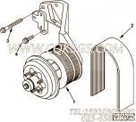 【V型棱皮带】康明斯CUMMINS柴油机的3680422 V型棱皮带