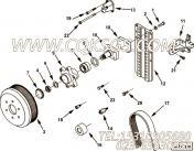 【V型棱皮带】康明斯CUMMINS柴油机的3681632 V型棱皮带
