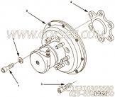 【风机轮毂】康明斯CUMMINS柴油机的3260260 风机轮毂