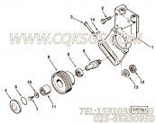 【六角头螺栓】康明斯CUMMINS柴油机的3820051 六角头螺栓