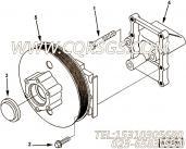 【六角头螺栓】康明斯CUMMINS柴油机的3093757 六角头螺栓