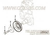 【曲轴皮带轮】康明斯CUMMINS柴油机的C6204331471 曲轴皮带轮