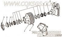 【惰轮】康明斯CUMMINS柴油机的218532 惰轮